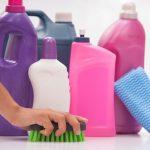 お風呂場の椅子まで水垢だらけ!掃除や予防の方法!